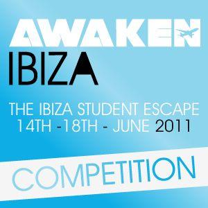 AWAKEN IBIZA 2011 COMP by John McFloyd