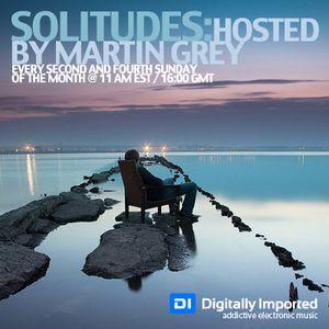 Martin Grey - Solitudes 054 (10-06-12) - Hour 1