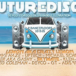 Skymate Live @ FutureDisco - Summer Experience 24.6.2015