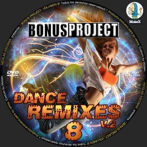 NICOLAS ESCOBAR - BONUS PROJECT VOL 8 (DANCE REMIXES VOL 2)