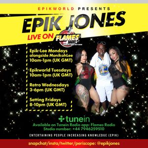 EPIKWORLD TUE 3RD HOUR JULY 12 INTERVIEW