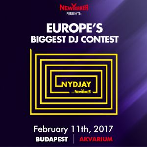 NYDJAY, a New Yorker-DJ Small-Hungary