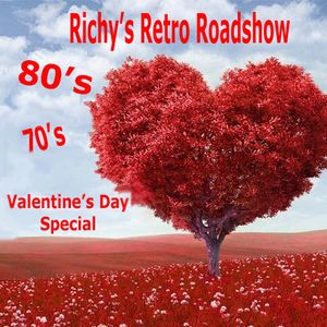 Richy's Retro RoadShow Ep.39 - Valentines Show first broadcast w/c 10/02/2020