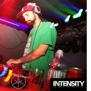 Promomix for Intensity Musik Festival (Mixed by Geefboon -  Deep'n'Heavy Sounds)