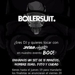 Boilersuit Dj Contest - SOEXPANSSIV