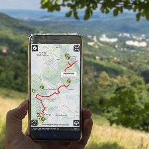 Turizmus.com rádió: Farkas Péter - Természetjáró applikáció