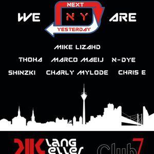 N-Dye @ Klangkeller - We are NY - 2013-11-08