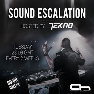Sound Escalation 062 with Exis