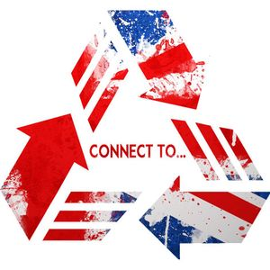 Connect To 'UK Flavor ' Mix Mar 2016 Mixed by RIKI Ongaku Lab.