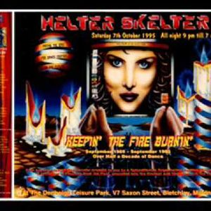 RANDALL & MCMC - HELTER SKELTER 8 - KEEP THE FIRE BURNING - 1995