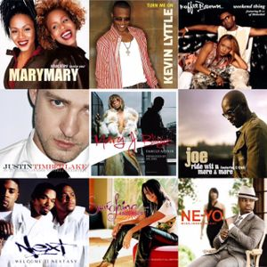 2000s : The RnB Anthems #02