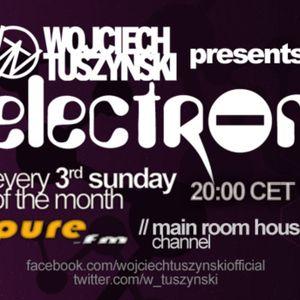 Wojciech Tuszynski - Electron Radioshow 020