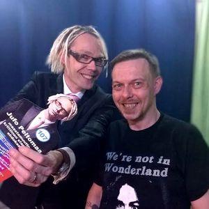 RKP:n eduskuntavaaliehdokas Jufo Peltomaa haastattelussa (Kallio By Night 16.4.2015)