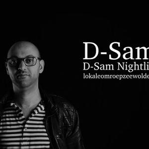 d-sam radio live set @d-sam nightlife