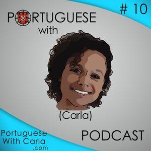 Lesson 10 - Portuguese (Portugal/European)