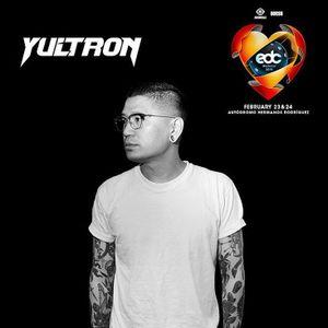 Yultron @ EDC Mexico