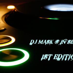 DJ Mask In Session