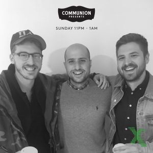 Communion Presents on Radio X (20th Nov)