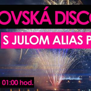 Silvestrovská Disko Párty 2017 vo Fun rádiu