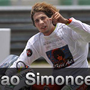 Tribute set for Sic Simoncelli
