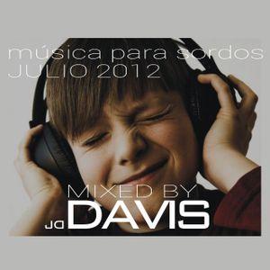 DAVIS - MUSICA PARA SORDOS (JULIO 2012)