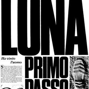 Piergiorgio Maoloni - Luna, primo passo