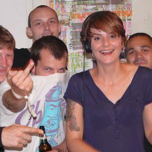 DJ Marathon @ Radio Lora, 2009