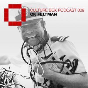 Culture Box Podcast 009 - CK Feltman