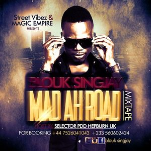 mad ah road mixtape mixed by selectaa p,diddi