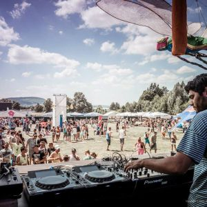 Juan Manuel @ Homerun Open Air Festival Live DJ SET Part 2