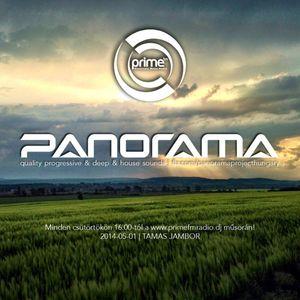 Panorama @ Prime FM 004   Mixed by Tamas Jambor   20140501