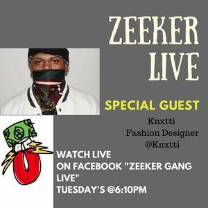 Zeeker Live 8-22-17