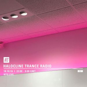 Halocine Trance - 18th October 2016
