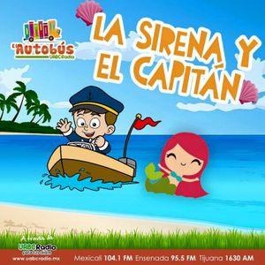 EL AUTOBÚS - La sirena y el capitán