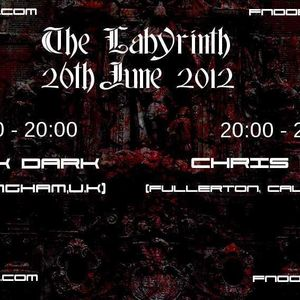 The Labyrinth with Jack Dark & Chris Cee - 19th June 2012 - www.fnoob.com