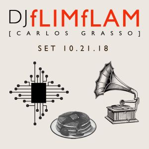 DJ FLIMFLAM Live at Suis Generis, New Orleans: set October 21, 2018