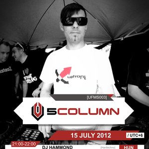 DJ Hammond @ FEAR FM Hardest 15.07.2012