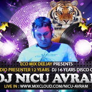 Asculta Muzika Momentului Eco Mix Party Fresh DeeJay Nicu Avram v.4 Octombrie