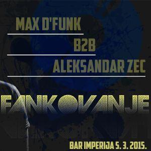 Fankovanje 1 live mix