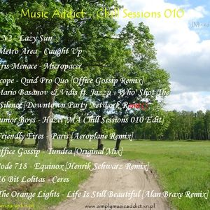 Simply Music Addict - Chill Sessions 010 (Mixed By Yommie) [06-05-2009]
