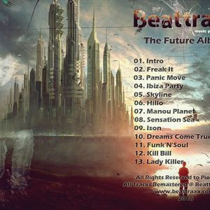 Beattraax - The Future Album (Tape Mix)