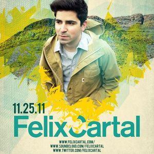 Xeno9 live set at Felix Cartal (11.25.11, El Paso TX)
