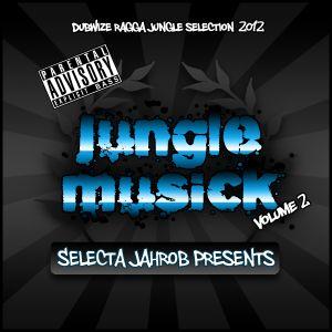 Selecta Jahrob - Jungle Musick Vol. 2