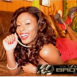 The Diva Brown Show with NO SETTLING and why the word ____ is so offensive?!
