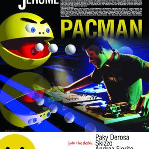 The Flame - Jerome Pacman Live @ Nautilus (1st French Electro House School Party) 20-11-2004 Cd1.mp3