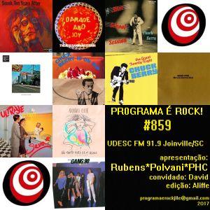 #859 Programa É Rock Jlle - UDESC FM 91.9 2017.25mar