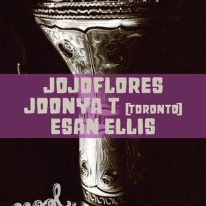 JOONYA T LIVE @ PEOPL [Montreal, CA]