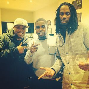 Music Worldwide on WWW.RADIOKINGONLINE.COM  -  28/11/2014 Feat interview - Sticky and General Levy