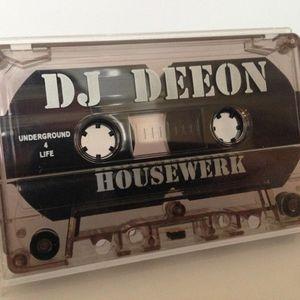 Dj Deeon - Housewerk Mixtape