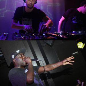 BIG UP LIVE  > Sobass B2B Migdrum Feat Mc IC3